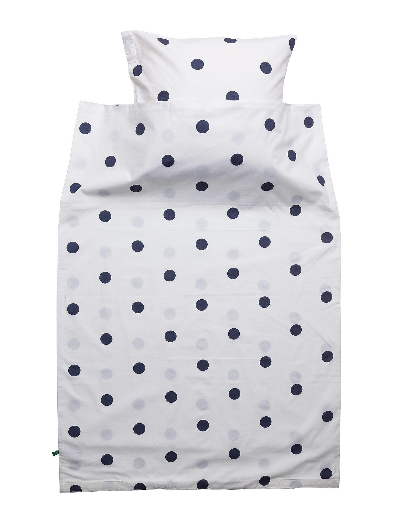 Dot Bed Linen Adult Freds World Sengetøj & Lagener til Børn i Navy blå