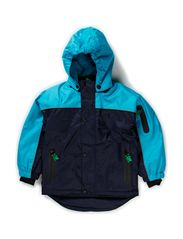 Outdoor jacket boy - Navy