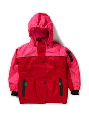 Outdoor jacket girl - Red
