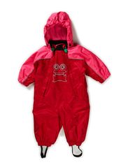 Outdoor suit baby - Red