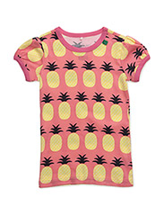 Pineapple s/sl T - CORAL