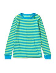 Stripe T - Blue