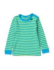 Stripe T baby - Blue
