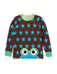 Star peep T boy - Blue