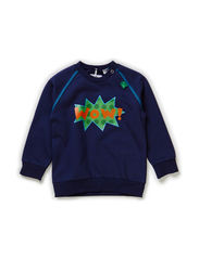 Rescue sweatshirt boy baby - Navy