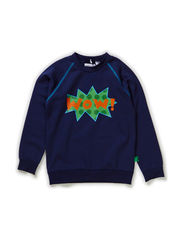 Rescue sweatshirt boy - Navy