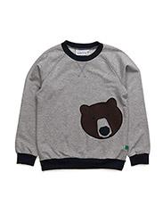 Bear sweat - PALE GREYMARL