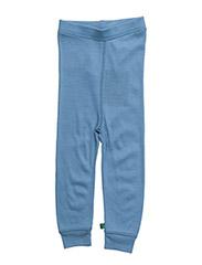 Wool pants baby - BLUE