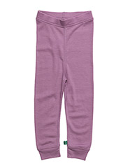 Wool pants baby - OLD ROSE