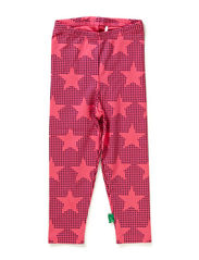 Star leggings baby - Pink