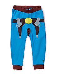 Cowboy pistol pants - Blue