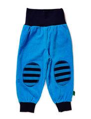 Velvet pants baby - Blue