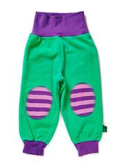 Velvet pants baby - Green