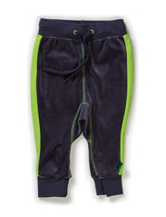 Velvet pants baby - Ink