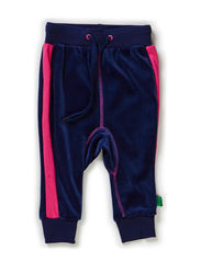 Velvet pants baby - Navy