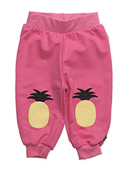 Sweat pants pineapple - PINK
