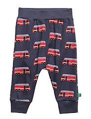Firetruck pants - NAVY