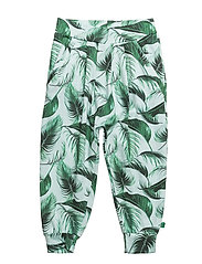 Palm baggy pants - PEPPER GREEN