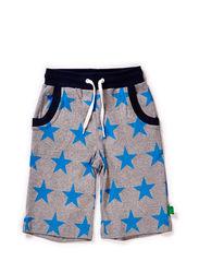 Star shorts boy - Blue