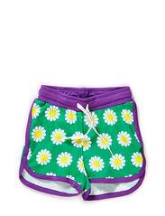 Daisy shorts - Green
