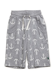 Sailor shorts - PALE GREYMARL