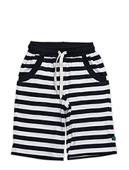 Sailor stripe shorts - NAVY