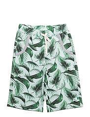 Palm shorts boy - PALE GREYMARL