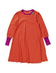 Stripe dress - Purple
