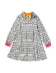 Nordic dress - Grey