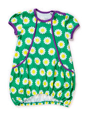Daisy dress baby - Green