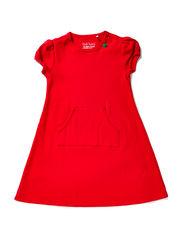 Alfa dress - Red