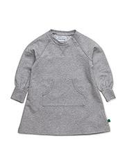 Sweat dress baby - PALE GREYMARL