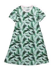 Palm dress - ROSE