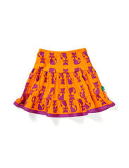 Cat skirt - Orange