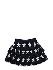 Star skirt - NAVY