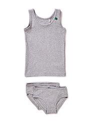 Alfa underwear girl - GREY
