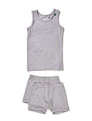 Alfa underwear boy - Grey