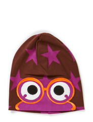 Star peep beanie - Purple