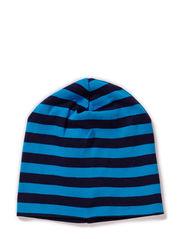 Stripe beanie - Navy