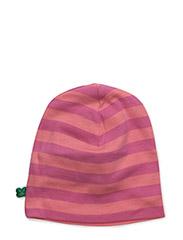 Stripe beanie - PINK