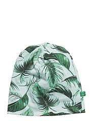 Palm beanie - PEPPER GREEN