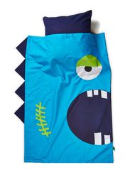 Bed linen Frankenstein baby - Navy