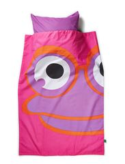 Bed linen Fred junior - Pink