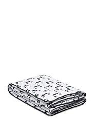Raccoon play blanket - INK
