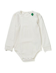 Alfa long sleeve body - CREAM