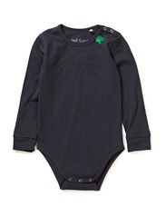 Alfa long sleeve body - Ink