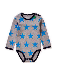 Star l/sl body - Blue