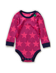Star l/sl body - Pink