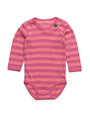 Stripe l/sl body - PINK