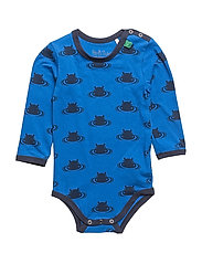 Hippo l/sl body - ROYAL BLUE